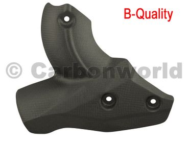 heat guard carbon mat  for Ducati Streetfighter – Image 1