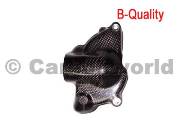 waterpump cover carbon for Ducati – Image 1