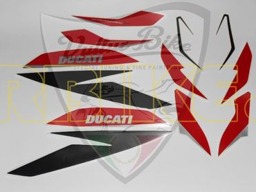 kit stickers pour Ducati Hypermotard, Hyperstrada 821 – Image 2