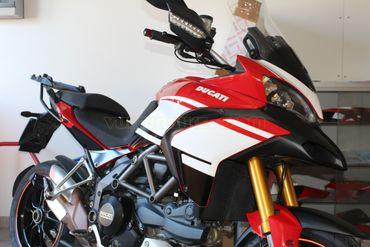 "decal sticker kit ""Pikes Peak 2015"" for Ducati Multistrada 1200 (2013/2014) – Image 2"