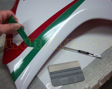 "kit stickers ""Tricolore"" pour Ducati 1299 Panigale – Image 6"