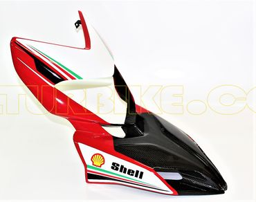 Sticker front fairing for Ducati Hypermotard 821/939 – Image 3