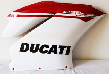 "decal sticker kit ""90 Jahre Ducati"" for Ducati 899 959 1199 1299 Panigale – Image 3"