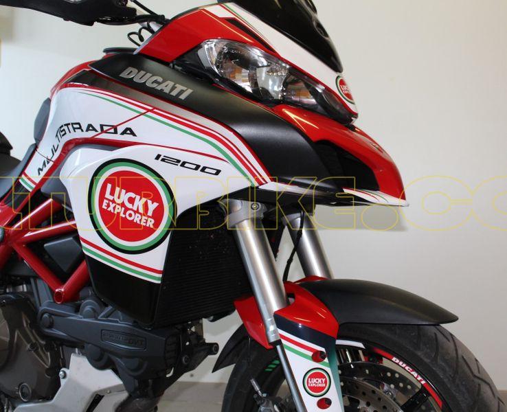 Stickers Kit Lucky Explorer For Ducati Multistrada 950