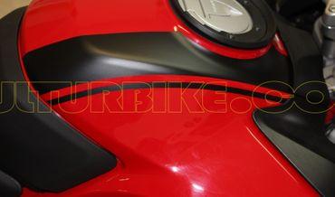 Aufkleber Tank schwarz für Ducati Multistrada 950/1200/1260  (2015-) – Bild 3