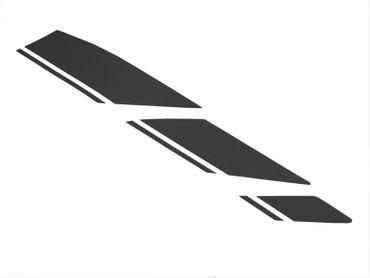 Autocollant pour carénage noir pour Ducati Multistrada 1200 (2015-2016) – Image 2