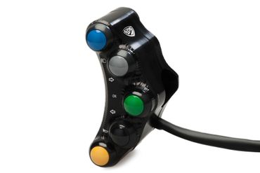 Left handlebar switch street CNC-Racing for MV Agusta – Image 1