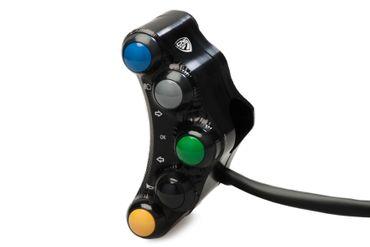 comodo gauche rue CNC-Racing pour MV Agusta – Image 1