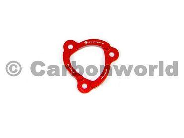 plaque de pression rouge Ducabike pour Ducati Multistrada 950 / 1200 – Image 1