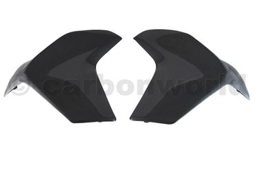 front side panel carbon mat for Ducati 1200 Multistrada (2015-) – Image 2