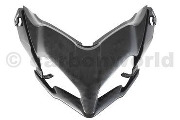 pannello frontale inferiore carbonio mate per Ducati 1200 Multistrada (2015-) – Image 1
