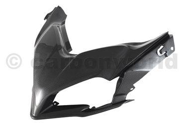 pannello frontale inferiore carbonio mate per Ducati 1200 Multistrada (2015-) – Image 2
