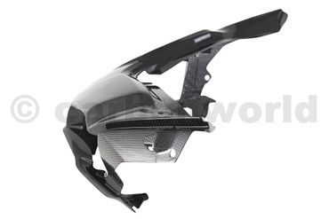 lower front panel carbon mat for Ducati 1200 Multistrada (2015-) – Image 3