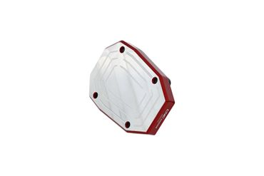 Lager sidestand foot red CNC Racing for Ducati Multistrada 1200 – Image 3