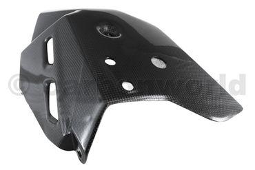 belly pan carbon mat for Ducati 1200 Multistrada (2015-) – Image 2