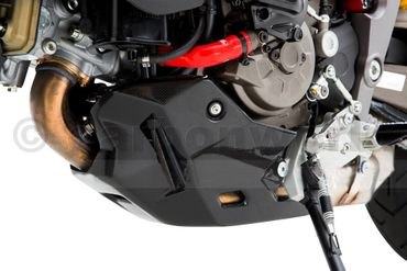 Bugspoiler Carbon matt für Ducati 1200 Multistrada (2015-) – Bild 8