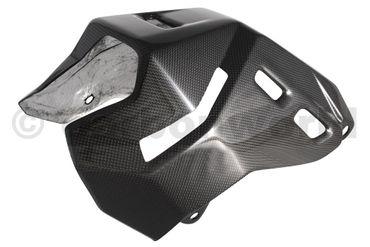 Bugspoiler Carbon matt für Ducati 1200 Multistrada (2015-) – Bild 6
