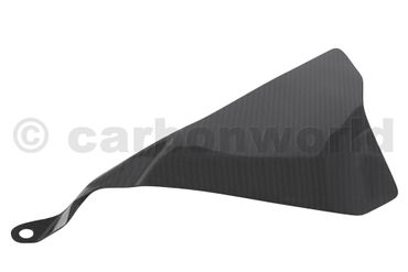 Side panel small left carbon for Yamaha YZF R1 2015- – Image 1