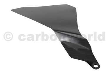 Side panel small left carbon for Yamaha YZF R1 2015- – Image 2