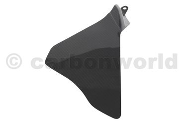 Side panel small left carbon for Yamaha YZF R1 2015- – Image 3