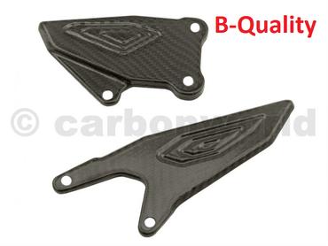 Paratacchi in carbonio carbonio per Yamaha YZF-R1 – Image 1