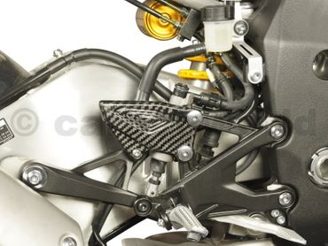 heelguards carbon for Yamaha YZF-R1 – Image 4