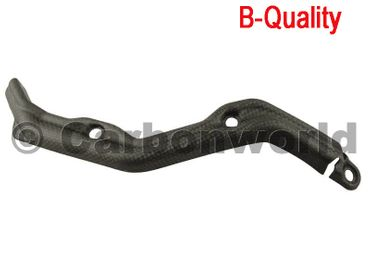 wire cover swingarm carbon mat for Ducati 1199 1299 Panigale – Image 1