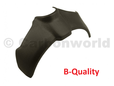 Lampenblende Carbon matt für Ducati Scrambler  – Bild 1
