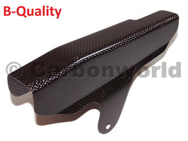 chain guard carbon for Ducati Monster – Image 1