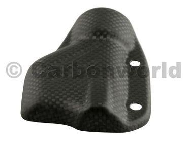 Protège pompe de frein en carbone mate pour Ducati Streetfighter – Image 3