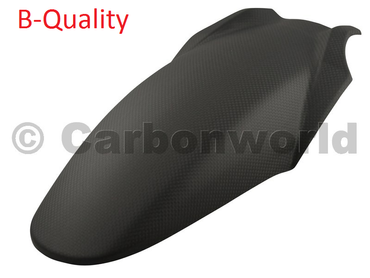front fender cover carbon mat for Ducati Multistrada 1200 – Image 1
