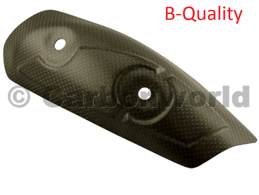 heat guard carbon mat for Ducati Diavel – Image 1