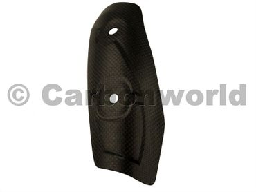 heat guard carbon mat for Ducati Diavel – Image 3