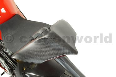 Sitzbankabdeckung Carbon matt für Ducati Panigale V4 – Bild 4