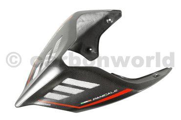 Sitzbankabdeckung Carbon matt race für Ducati Panigale V4 – Bild 5