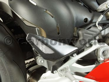 015DPV4MATT Carbonworld brakepump cover carbon mat for Ducati Panigale V4 – Image 2