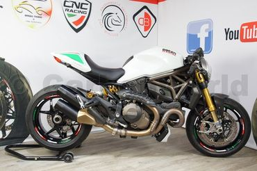 021DM12SM Carbonworld Blinkerkappen Carbon für Ducati Monster 821 1200 – Bild 8