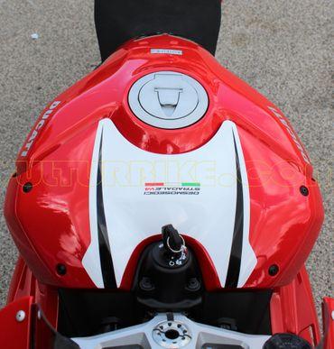 Aufkleber Tankabdeckung Desmosedici für Ducati Panigale V4 – Bild 3