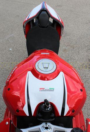 """Aufkleber Kit """"Ducati Custom"""" für Ducati Panigale V4 – Bild 7"""