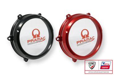 CA210_PR Kupplungsdeckel Clear Limited Edition CNC Racing für Ducati V4 Panigale – Bild 1