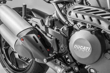 KV334 Schrauben-Set Hitzeschutz CNC Racing Ducati Monster, Superbike, Multistrada – Bild 5