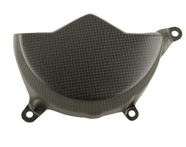 033DPV4SM Carbonworld Motorschutz Carbon matt für Ducati Panigale V4 – Bild 1