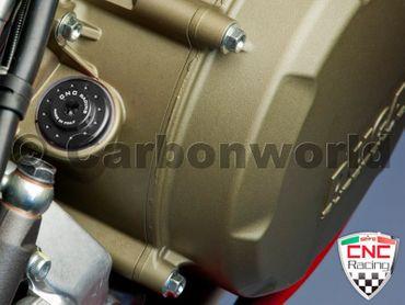 TA137 Öleinfüllschraube M20x2,5 CNC Racing für Ducati – Bild 3