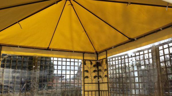 Pavillondach Pavillon-Ersatzdach AUS LKW Plane 3 x 3 m NEU ...