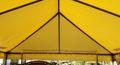 Pavillondach Pavillon-Ersatzdach  AUS LKW Plane 3 x 3 m NEU