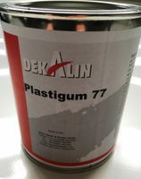 1 DOSE 750 ml  SPEZIAL PVC PLANENKLEBER KLEBER DEKA PLASTIGUM 77
