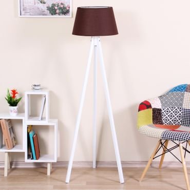Stehlampe Standleuchte Konisch Tripod Stehleuchte Stativlampe  – Bild 21