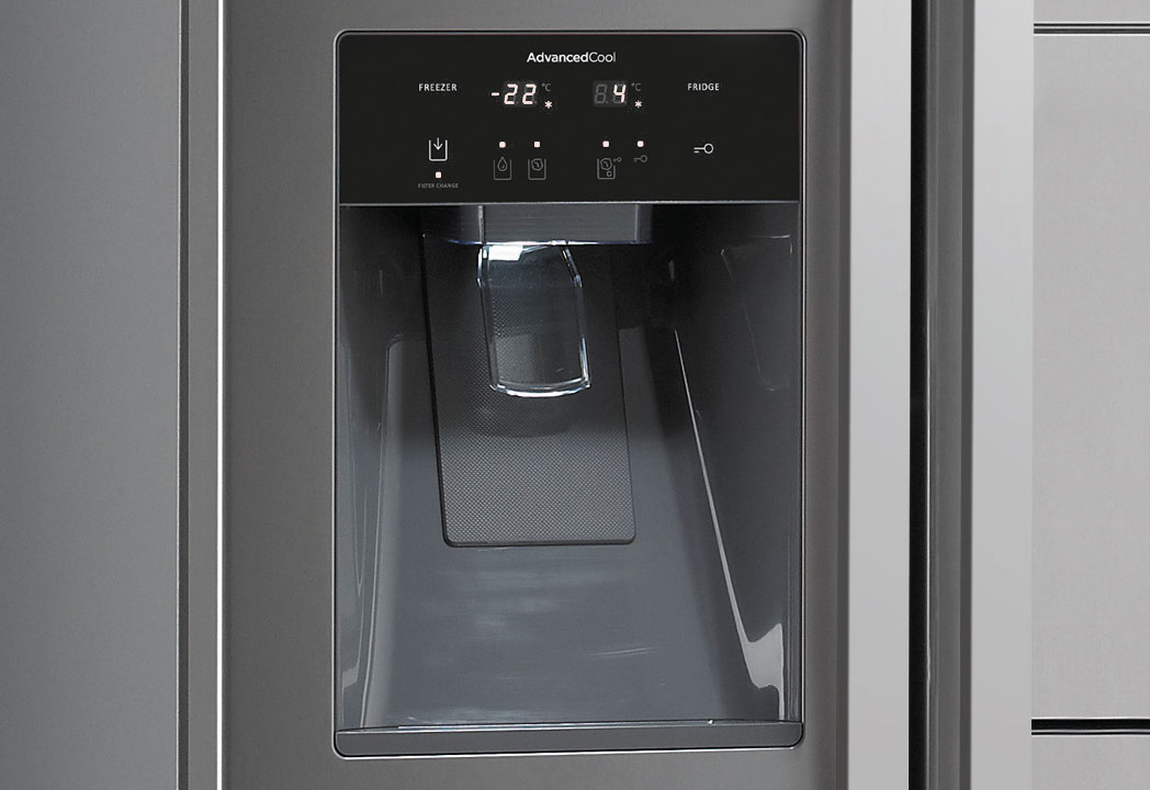 Gorenje Kühlschrank No Frost : Side by side kühl gefrierkombination a kühlschrank gorenje