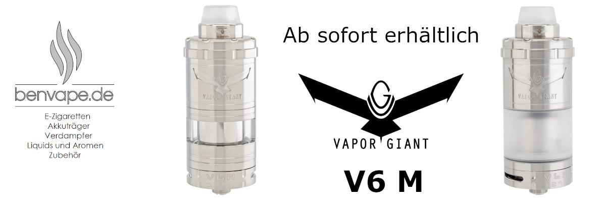 Vapor Giant - V6 M