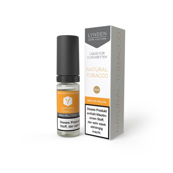 LYNDEN - Natural Tobacco Liquid
